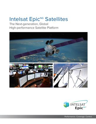 Intelsat EpicNG Satellites The Next-generation, Global High